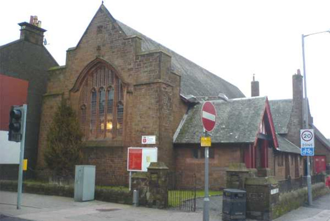 Girvan Methodist Church